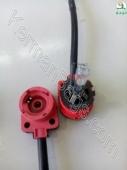 کابل رابط تبدیل ترانس زنون فابریک دی یک اس به ترانس معمولی خودرو