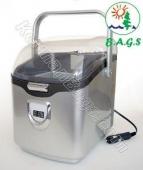 مینی یخچال دیجیتالی اتومبیل دارویی و آرایشی 6 لیتری (سردکن)