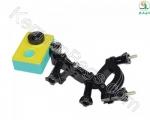 پایه دوچرخه دوربین ورزشی خودرو