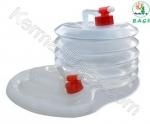 مخزن آب قابل حمل 12 لیتری