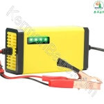 شارژر باتری هوشمند 12 ولت 2 آمپر خودرو