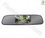 آینه خودرو مانیتور دار 5 اینچ مدل C-mx-45m